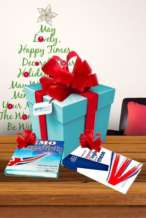 pacchetto regalo natale libri