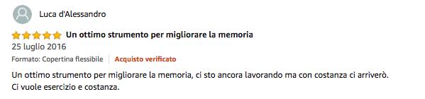 recensione libro memori