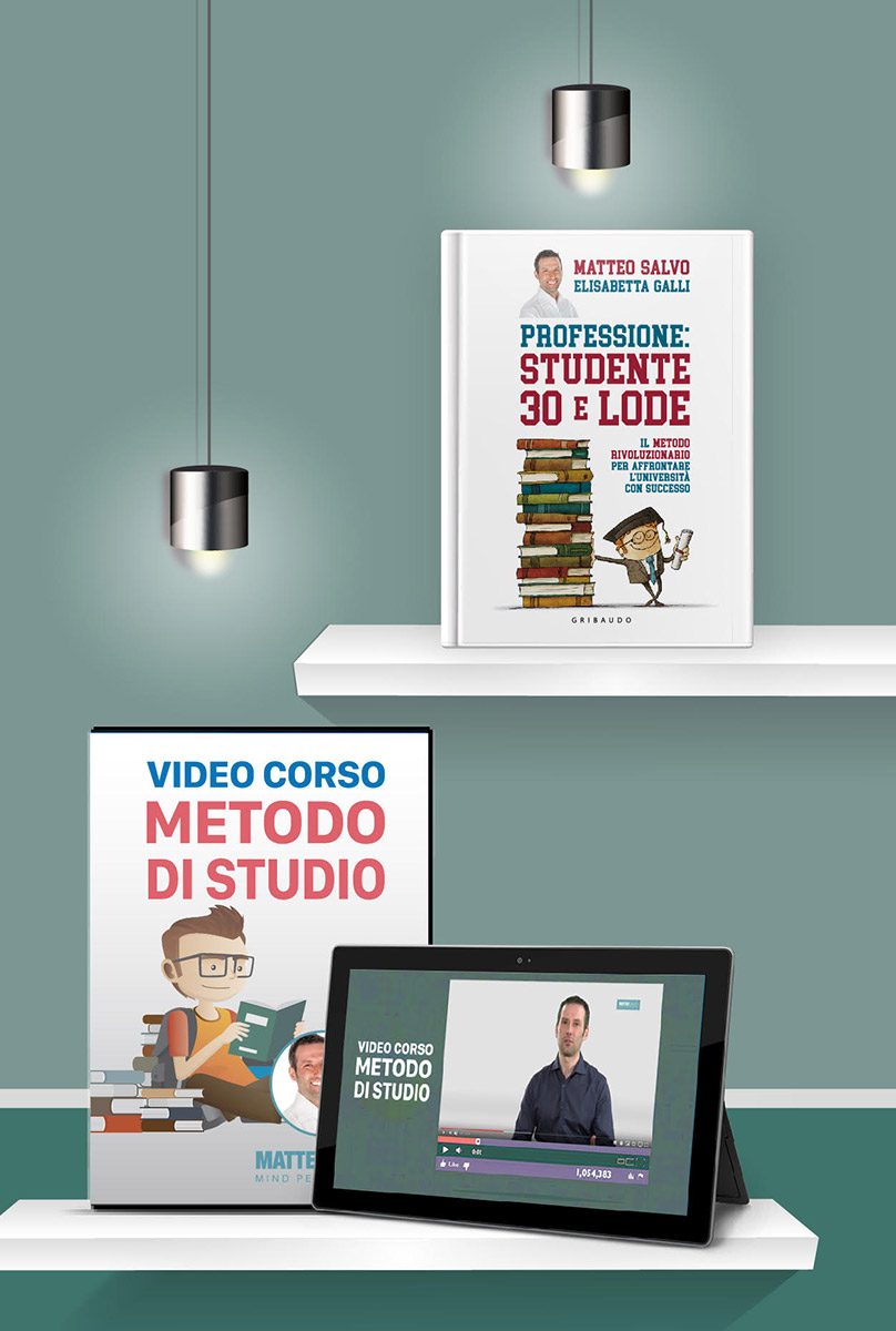 video corso metodo studio